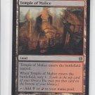 Temple Of Malice Rare 2014 Magic The Gathering 164/165 x1