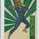 Invisible Woman Suspended Animation 1994 Marvel Universe #3 *ED