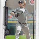 Jose Quintana Trading Card Single 2015 Bowman #82 White Sox
