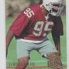 Jamir Miller RC Trading Card Single 1994 Fleer Ultra #5 Cardinals