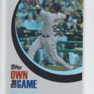 David Ortiz Own The Game Insert 2007 Topps #OTG2 Red Sox