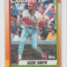 Ozzie Smith Trading Card Single 1990 Topps #590 Cardinals