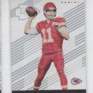 Alex Smith Football Trading Card 2015 Panini Clear Vision #19 Chiefs