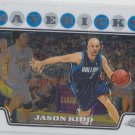 Jason Kidd Trading Card Single 2008-09 Topps Chrome #55 Mavericks