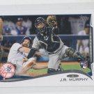 J.R. Murphy RC Trading Card Single 2014 Topps Mini #231 Yankees