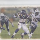 Adrian Peterson Trading Card Single 2008 UD Masterpieces #75 Vikings