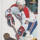 Vincent Damphousse Trading Card Single 1995-96 Summit #64 Canadiens