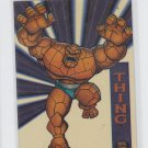 Thing Suspended Animation Insert 1994 Marvel Universe Trading Card #7 QTY *ED