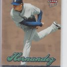 Felix Hernandez Gold Medallion 2006 Fleer Ultra #82 Mariners