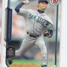 Hisahi Iwakuma Trading Card Single 2015 Bowman #58 Mariners