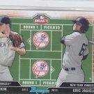 Ian Clarkin Eric Jagielo Draft Day Insert 2013 Bowman #DD-CJ Yankees