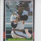 Reggie Jackson Trading Card Single 1985 Donruss #57 Angels *BILL