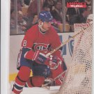 Mark Recchi Trading Card Single 1995-96 Skybox Impact #86 Canadiens