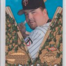 Matt LeCroy RC Trading Card 2000 Pacific Invincible #84 Twins *BILL