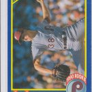 Pat Combs Trading Card Single 1990 Score RC #623 Phillies