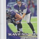 Joe Flacco Trading Card Single 2010 Topps #320 Ravens