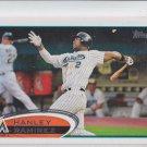 Hanley Ramirez Trading Card Single 2012 Topps #60 Marlins Red Sox