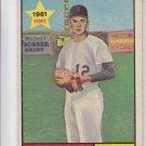 Bill Kunkel Trading Card Single 1961 Topps #322 KC Athletics NMT Centered *BILL