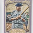 Babe Ruth Trading Card Single 2012 Topps Gypsy Queen #300 Yankees