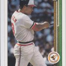 Cal Ripken JR Trading Card Single 1989 Upper Deck #467 Orioles  *BILL
