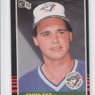 Jimmy Key RC Trading Card Single 1987 Donruss #559 Blue Jays NMMT *BILL