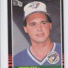 Jimmy Key RC Trading Card Single 1987 Donruss #559 Blue Jays NMMT *BILL