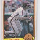 Pete Rose Trading Card Single 1983 Donruss #42 Reds *BILL