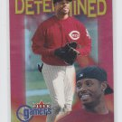 Ken Griffey Jr Determined 2000 Fleer Gamers #9D Reds *BILL