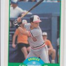 Cal Ripken JR Basball Trading Card Single 1989 Score #15 Orioles *BILL