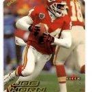 Joe Horn Gold Medallion Trading Card 1998 Fleer Ultra #G9 Saints