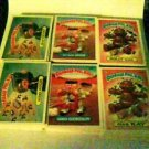 Garbage Pail Kids Set Lot of (3) 1986 Topps Series 3, 4, 5 A + B
