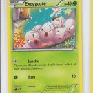 Exeggcute Trading Card Single Common Pokemon XY Roaring Skys #1/108 x1 Unplayed