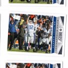 Andrew Luck Trading Card Lot of (3) 2013 Score #88 Colts