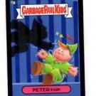 Peter Pain Black Parallel SP 2013 Topps Garbage Pail Kids MIni #92a