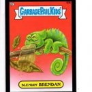 Blendin' Brendan Black Parallel SP 2013 Topps Garbage Pail Kids MIni #63b