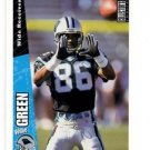 Willie Green Trading Card 1996 Upper Deck Collector's Choice #321 Panthers
