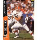 Mike Frederick Trading Card 1996 Upper Deck Collector's Choice #85 Browns