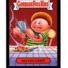 Grating Gary Black Parallel SP 2013 Topps Garbage Pail Kids MIni #88a
