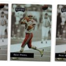 Rickey Proehl Trading Card Lot of (3) 1993 Playoff #35 NMT