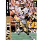 Jim Everett Trading Card 1996 Upper Deck Collector's Choice #332 Saints