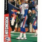 Jimmy Hitchcock RC Trading Card 1996 Upper Deck Collector's Choice #155 Patriots