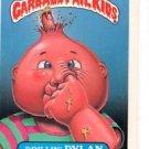 Drillin Dylan Sticker Trading Card 1987 Topps Garbage Pail Kids #293B NM/MT