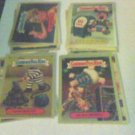 Gold Foil Lot of (24) 2014 Topps Garbage Pail Kids 23/50 (1 Dupe, VG+ condition)