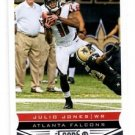 Julio Jones Trading Card Single 2013 Score #8 Falcons