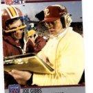 Joe Gibbs Trading Card Single 1990 Pro Set Super Bowl #26 Redskins