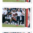 Doug Martin Trading Card Lot of (3) 2013 Score #203 Buccaneers