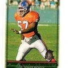 Allen Albridge Trading Card Single 1996 Topps #159 Broncos