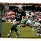 Jeff Hostetler Trading Card Single 1996 Topps #352 Raiders