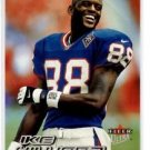 Ike Hillard Tradng Card Single 2000 Fleer Ultra #57 Giants