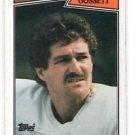 Jeff Gossett Trading Card Single 1987 Topps #86 Browns EX+